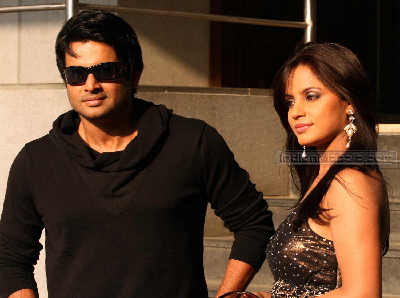 >beautiful Neetu Chandra At 13b Music Launch
